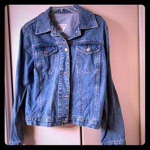 Evan Picone jean jacket